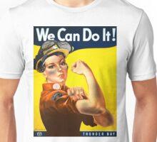 Rosie the Ranger Unisex T-Shirt