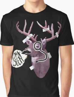 Life is strange Oh deer Graphic T-Shirt