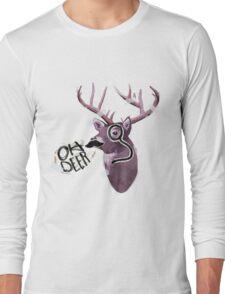 Life is strange Oh deer Long Sleeve T-Shirt