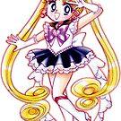 Sailor Moon by Shayera
