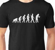 Funny Evolution of Beekeeper Unisex T-Shirt