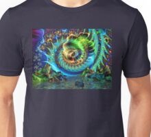 Ancient River of Fate Unisex T-Shirt