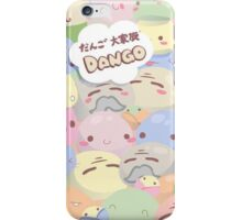 Big Dango Family iPhone Case/Skin