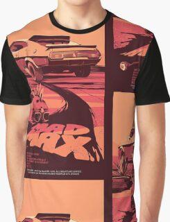 Mad Max Art #1 Graphic T-Shirt