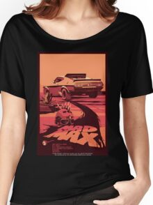 Mad Max Art #1 Women's Relaxed Fit T-Shirt