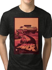 Mad Max Art #1 Tri-blend T-Shirt