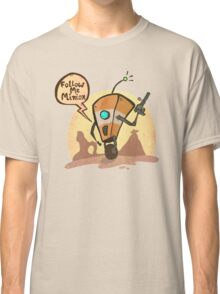 Follow me minion Classic T-Shirt
