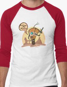 Follow me minion Men's Baseball ¾ T-Shirt