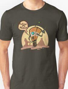 Follow me minion Unisex T-Shirt