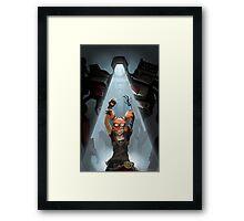 Gaige // Borderlands Art #2 Framed Print