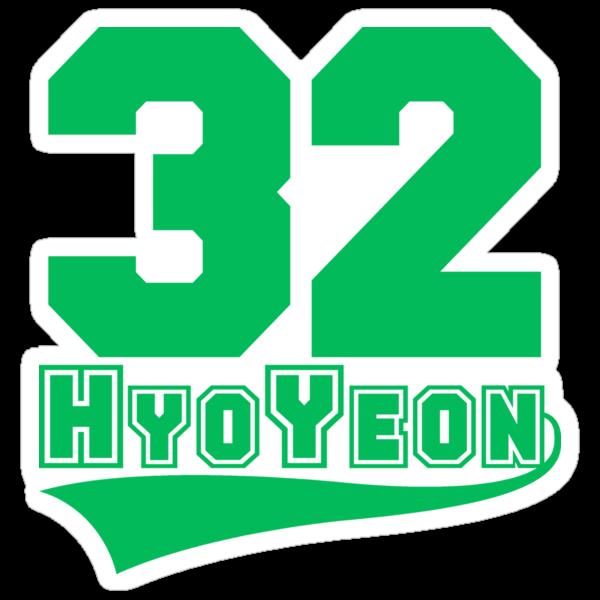HyoYeon - 32 by Shayera