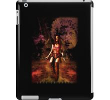 The Face of Evil iPad Case/Skin