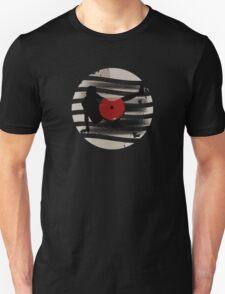 Vinyl Records Vintage Retro Grunge! DJ...Put the record on! T-Shirt