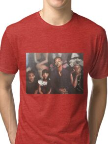 WTF - Will & The Family Tri-blend T-Shirt