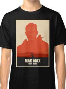Mad Max Fury Road Art #1 Classic T-Shirt