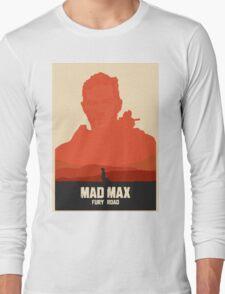 Mad Max Fury Road Art #1 Long Sleeve T-Shirt