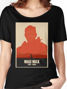Mad Max Fury Road Art #1 Women's Relaxed Fit T-Shirt