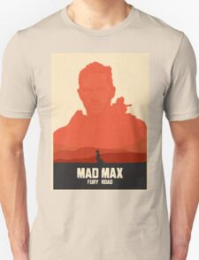 Mad Max Fury Road Art #1 T-Shirt