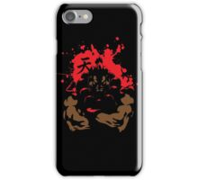 AKUMA The Raging Demon  iPhone Case/Skin