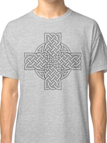 Tulip Cross with Halo Classic T-Shirt