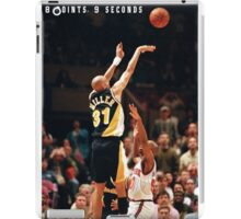 8 POINTS, 9 SECONDS. iPad Case/Skin