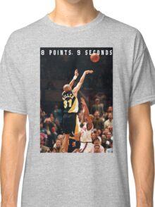 8 POINTS, 9 SECONDS 2.0 Classic T-Shirt