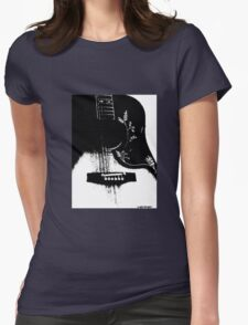 Rusty sounds Womens Fitted T-Shirt