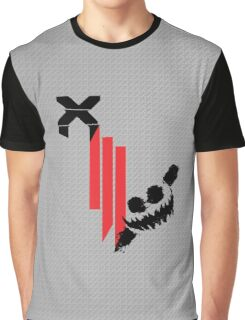EDM LOGOS (White Carbon Fiber) Graphic T-Shirt