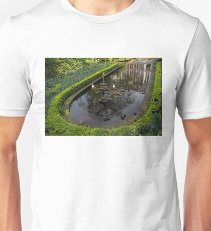In the Heart of Amsterdam Hidden Tranquility  Unisex T-Shirt