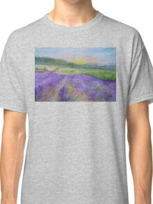 An Evening in Provence WC150601-12 Classic T-Shirt