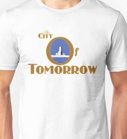 The City of Tomorrow Unisex T-Shirt