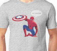 Hey everyone Unisex T-Shirt