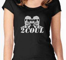 He's 2Coul Women's Fitted Scoop T-Shirt