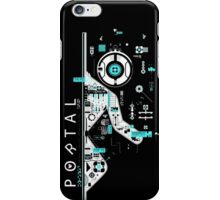 Portal Digital iPhone Case/Skin