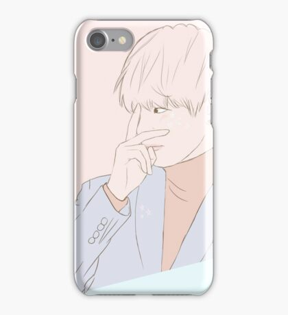BTS - Pastel Taehyung iPhone Case/Skin