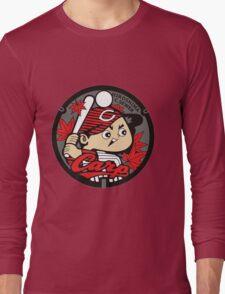 Hiroshima Toyo Carp Long Sleeve T-Shirt