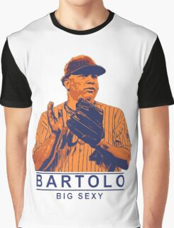 bartolo colon Graphic T-Shirt
