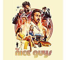 the nice guys Photographic Print
