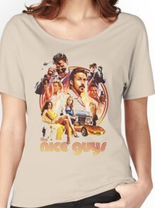 the nice guys Women's Relaxed Fit T-Shirt