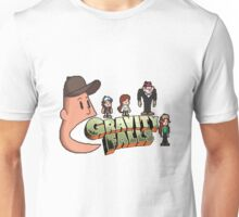 Gravity Falls videogame Unisex T-Shirt
