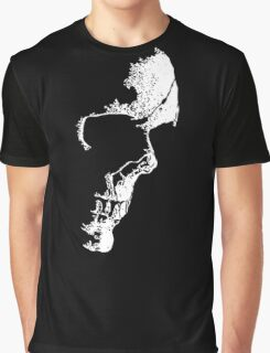 Nightmares... Skull Graphic T-Shirt