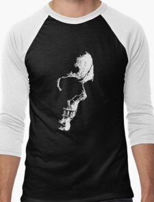 Nightmares... Skull Men's Baseball ¾ T-Shirt