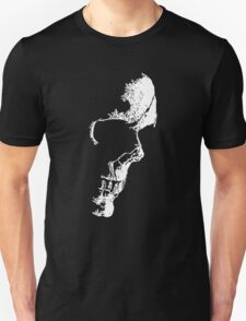 Nightmares... Skull Unisex T-Shirt