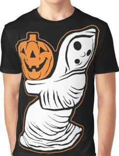 The Boo Crew Graphic T-Shirt
