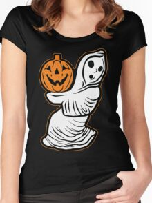 The Boo Crew Women's Fitted Scoop T-Shirt