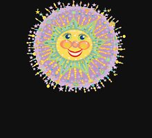 Put On A Sunshine Face Womens Fitted T-Shirt