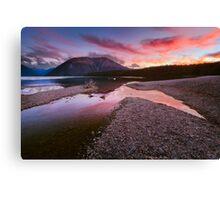 Lake Rotoiti - Nelson Lakes - New Zealand Canvas Print