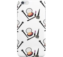 Make Up and Tools iPhone Case/Skin