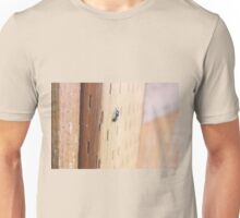 An Ant On The Fence Unisex T-Shirt