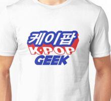 KPOPGEEK LOGO  Unisex T-Shirt